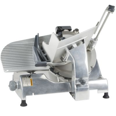 hobart hs6-1 manual meat slicer front view