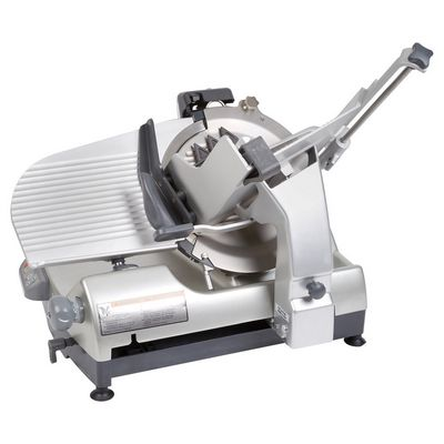 hobart hs9n-1 semi automatic meat slicer front view