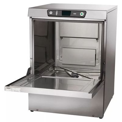 hobart lxec-3 undercounter dishwasher door open