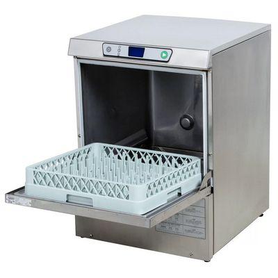 hobart lxeh-1 undercounter dishwasher door open