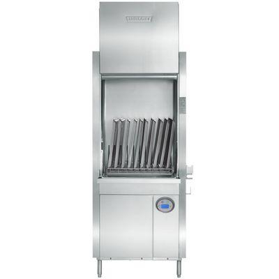 hobart pw10 utensil washer door open