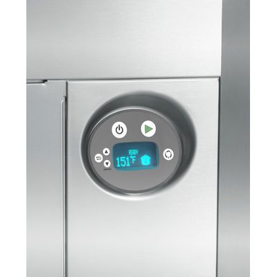 hobart pw20 utensil washer control panel