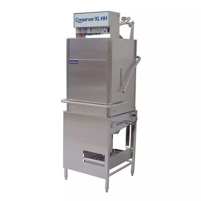 jackson conserver-xl-hh door type dishwasher right side view