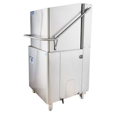 jackson dynatemp door type dishwasher side view