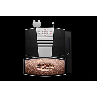 jura giga-w3 automatic espresso machine top view