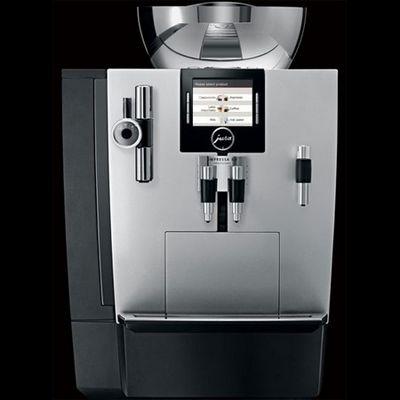 jura impressa-xj9 automatic espresso machine control buttons