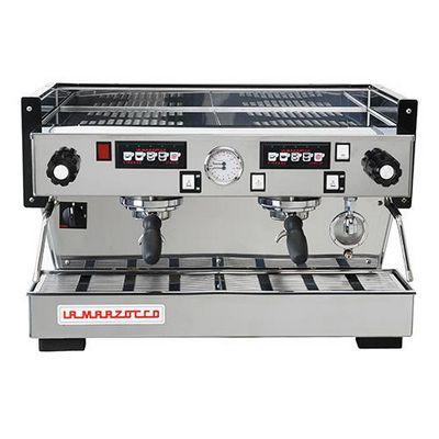 la marzocco linea 2-av automatic espresso machine front view