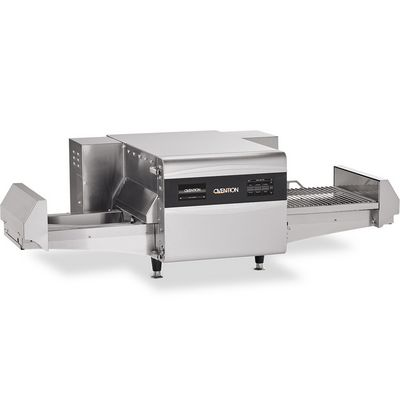 ovention matchbox 1718 rapid cooking oven left side view