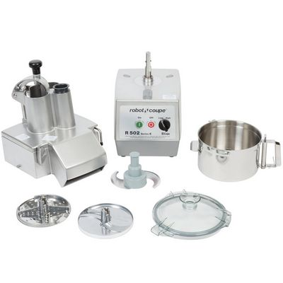 robot coupe r502 food processor stainless steel bowl parts
