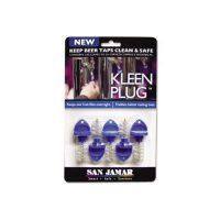 San Jamar KLP200 Kleen Plug Bar Tool Pack - 5 plugs