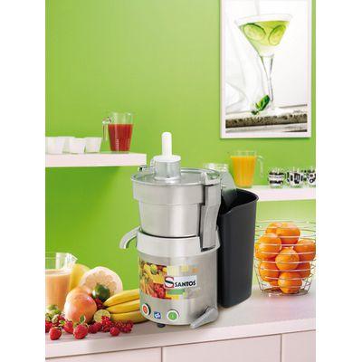 santos juicers 28 centrifugal juicer in kitchen set