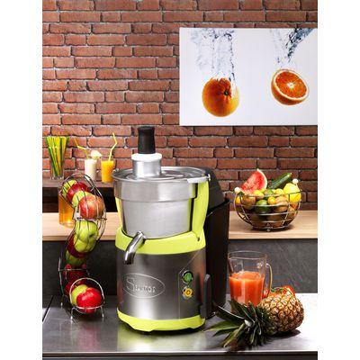 santos juicers 68 centrifugal juicer in kitchen set