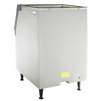 scotsman b530p ice storage bin back view