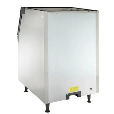 scotsman b530s ice storage bin back view