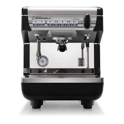 simonelli appia-ii-1gr espresso machine front view