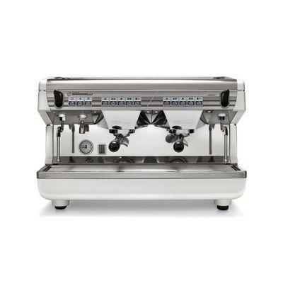 simonelli appia-ii-2gr espresso machine front view