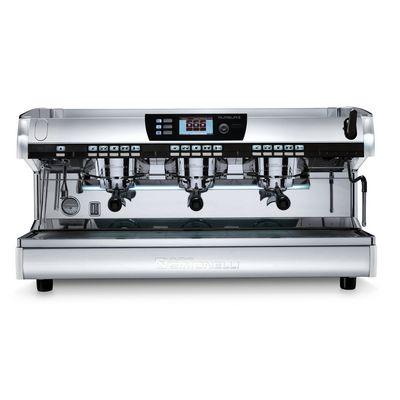 simonelli aurelia-ii-3gr espresso machine front view