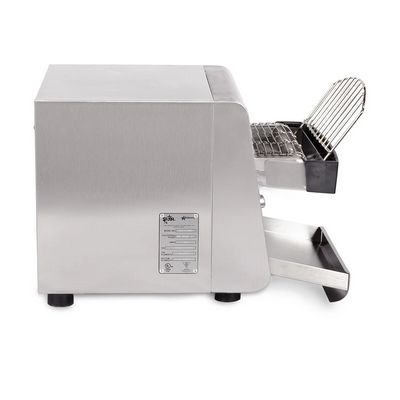 star qcs1-350 conveyor toaster side view