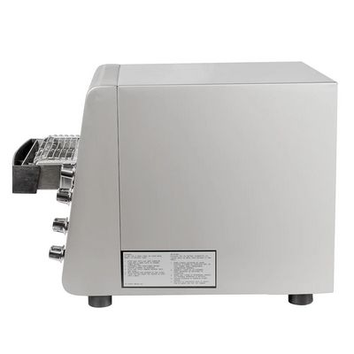 star qcs2-800 conveyor toaster side view