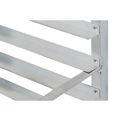 thorinox drack-1215-aluwb open bun pan rack connectors