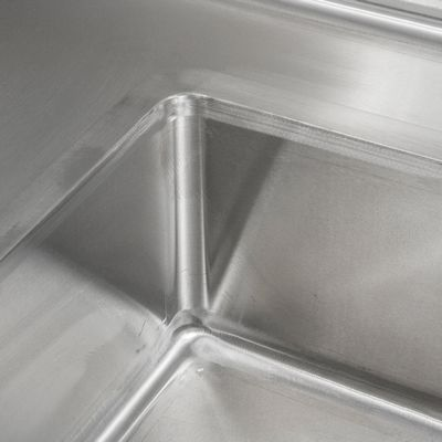 thorinox tsdt-3024-l soil dish table sink