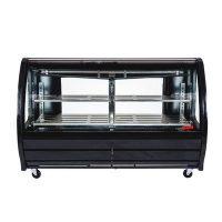 torrey tem-200 refrigerated deli merchandiser front view
