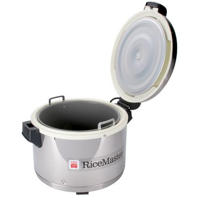 town 56916s commercial electrical rice warmer side view