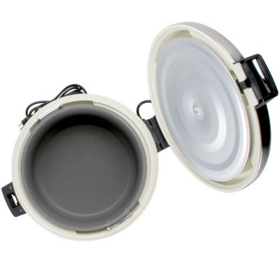 town 56916s commercial electrical rice warmer top view