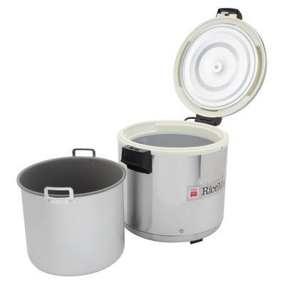town 56919 commercial electrical rice warmer pot aside