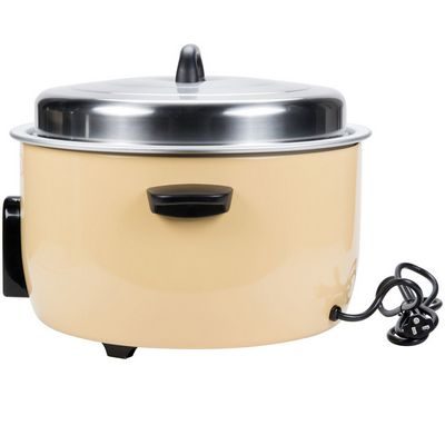 town 57155 commercial electric rice cooker side view
