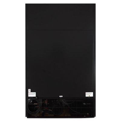 true gdm-41-hc-ld glass merchandising refrigerator back view