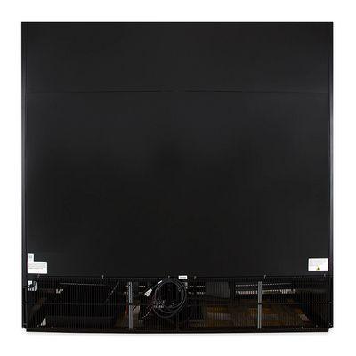 true gdm-72-hc-ld glass merchandising refrigerator back view