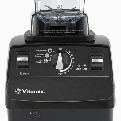 vitamix 1002 food prep blender control buttons