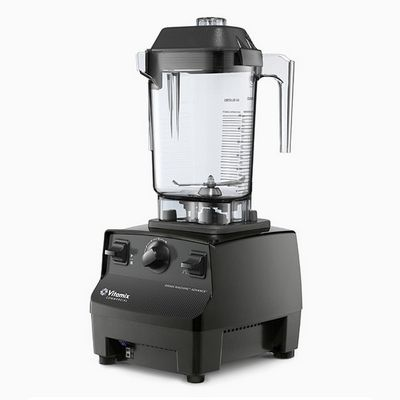 vitamix 5086 drink machine advance with blender cup right side view