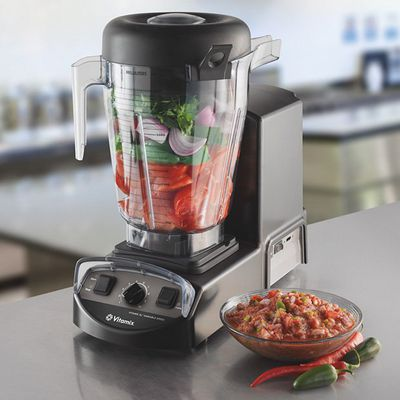 vitamix 5201 food prep blender in kitchen