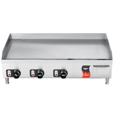 vollrath 40717 commercial electric griddle front view