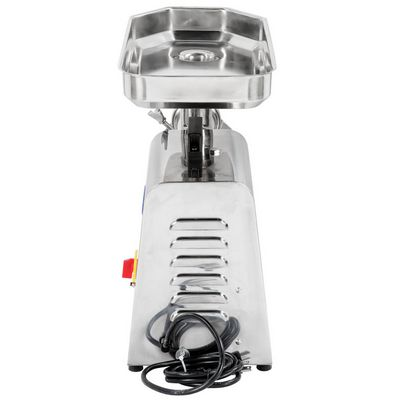 vollrath min0022 commercial meat grinder back view