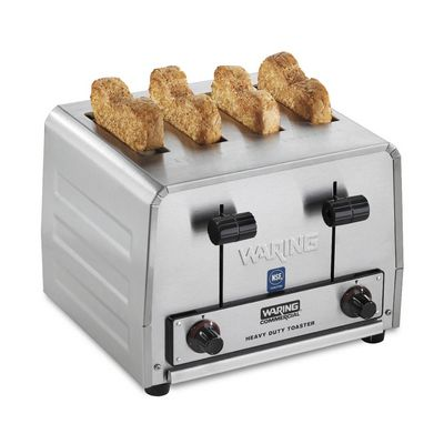 waring wct800rc commercial pop up toaster with toasts
