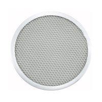 Winco APZS-10 Aluminum Seamless Pizza Screen - 10in