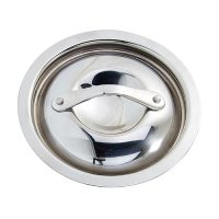 Winco DCL-35 Lid for DCSP Sauce pan - 3.5in