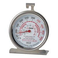 Winco TMT-OV3 Oven Thermometer - 3in Dial