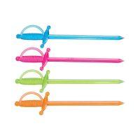Winco PK-S3 Plastic Sword Picks - 500pcs/bag