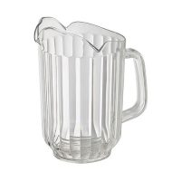 Winco WPCT-60C Polycarbonate Water Pitcher - 60oz