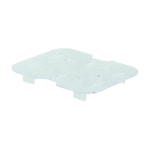 Winco Polycarbonate Drain Shelf SP76DS - 1/6size