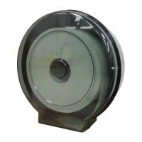 Winco TD-120S Single Jumbo Roll Toilet Paper Dispenser - 11in