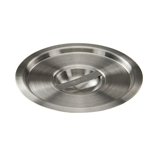 Winco BAMC-3.5 Stainless Steel Bain Marie Cover - 3.5qt