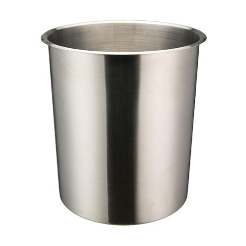 Winco BAM-8.25 Stainless Steel Bain Marie Pot - 8.25qt