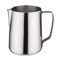 Winco WP-50 Stainless Steel Frothing Pitcher - 50oz