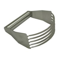 Winco PST-5B Stainless Steel Pastry Blender - 5 Blades