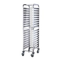 Winco Steam Table/Food Pan Rack SRK-36 - 36-Tier